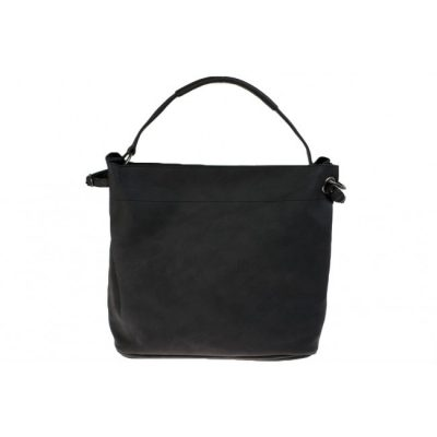 bag in bag shopper zwart