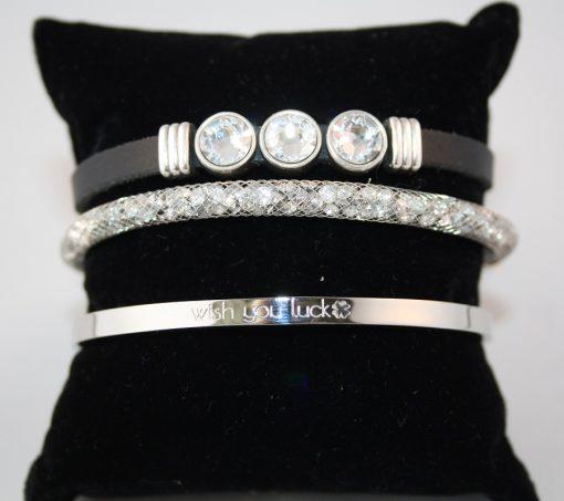 zwart-setje-armbanden