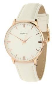 ernest horloge wit
