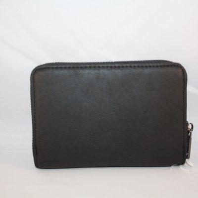 kleine portemonnee zwart