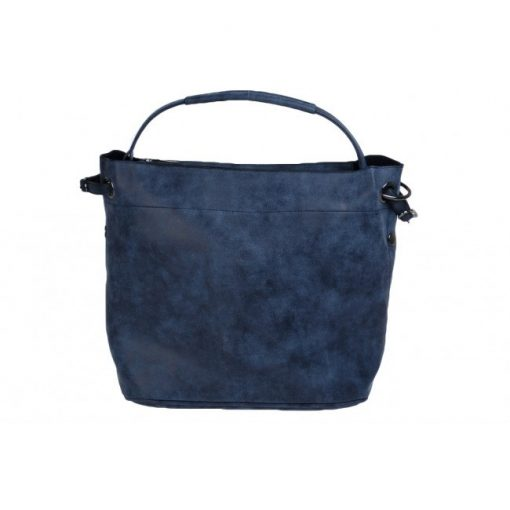 bag in bag shopper donker blauw