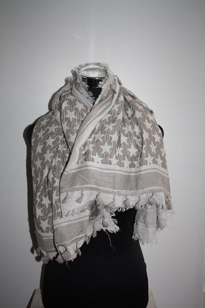 Bruine ster sjaal