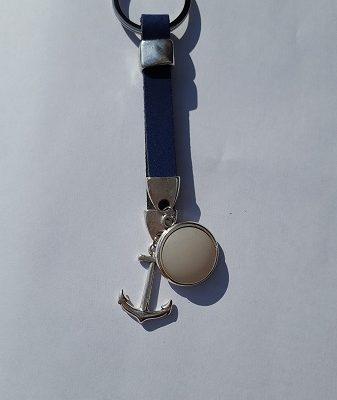 Sleutelhanger anker