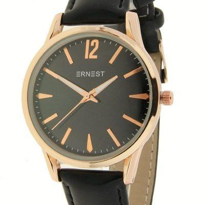 horloge rose zwart