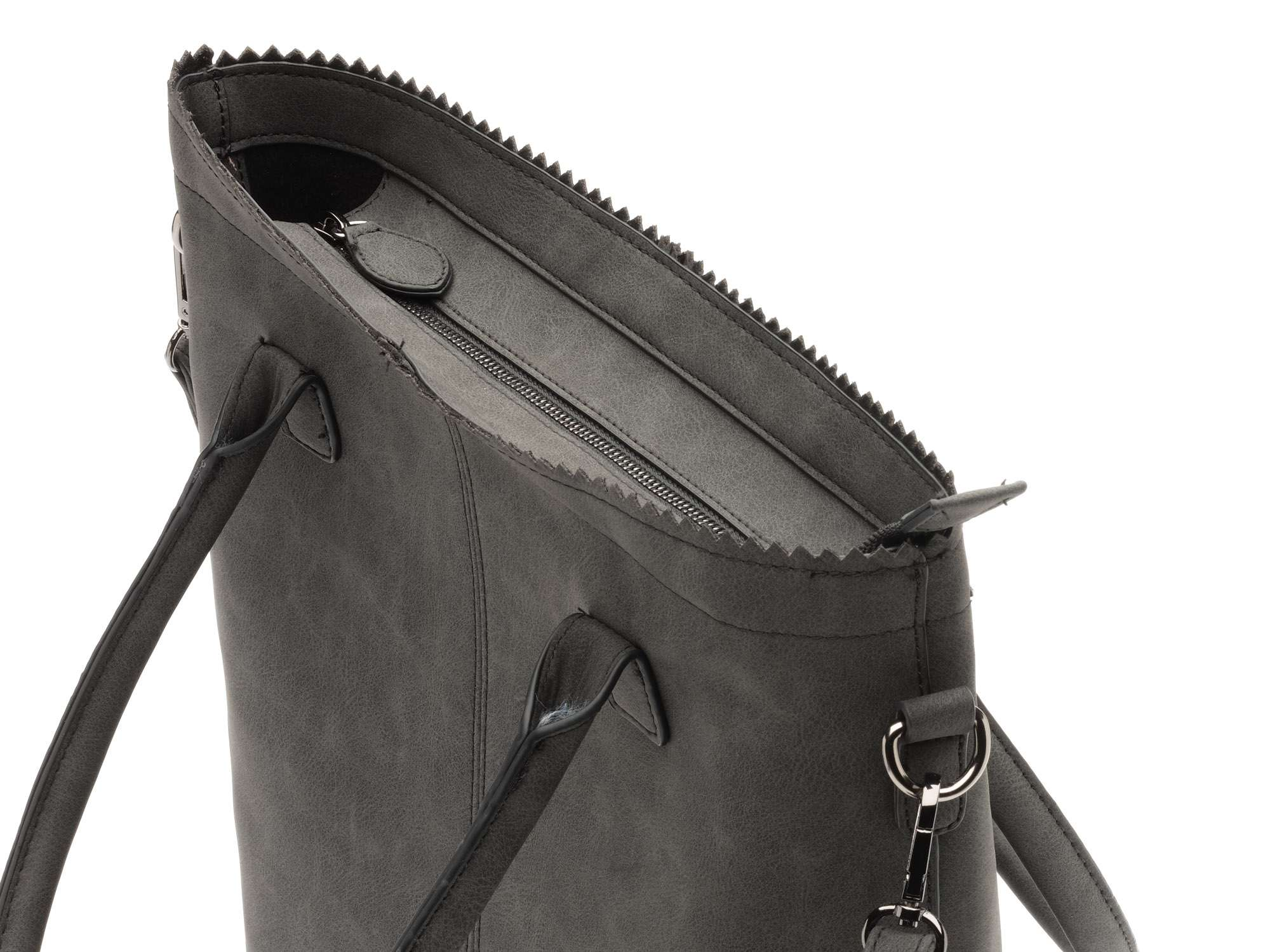 9974960acf3 Zebra natural bag met rits - camel - Purdies sieraden & tassen