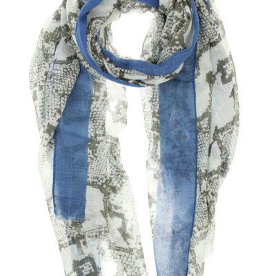 sjaal-snake-blauw