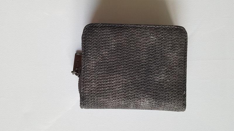 793299c8b5f Grijze kleine portemonnee - Purdies sieraden & tassen
