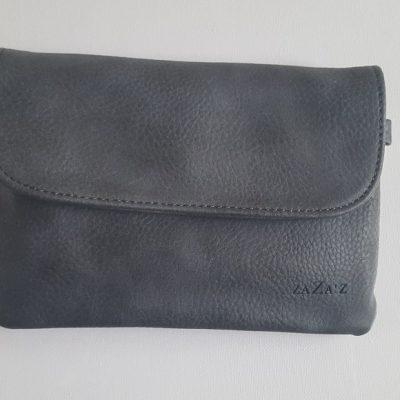 Clutch donker grijs